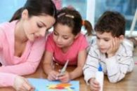 Giáo viên dạy kèm dạy thêm toán tiếng việt anh văn cấp 1 lớp 1 2 3 4 5