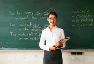 Giáo viên dạy kèm anh văn 8