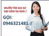 Cần tìm giáo viên, sinh viên, gia sư dạy kèm toán tiếng việt anh văn lớp 5 tại Tp.HCM